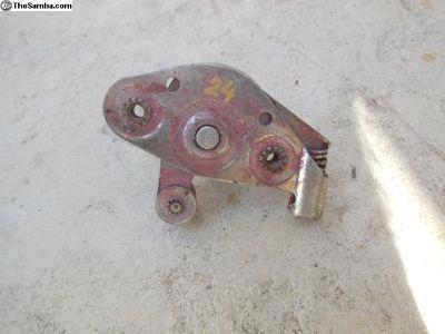 Porsche 356 Door Lock Opening Mechanism