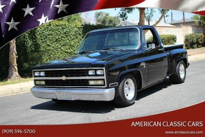 1985 Chevrolet C/K 10 Series Silverado