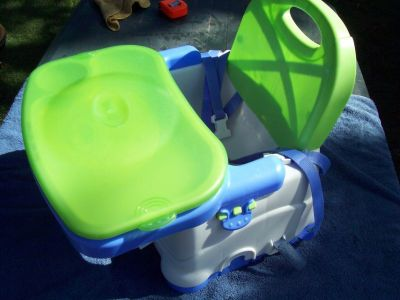 Baby Booster High Chair