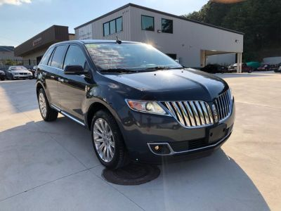 2014 Lincoln MKX Base (Blue)