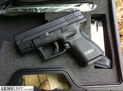 For Sale: Springfield XD-40