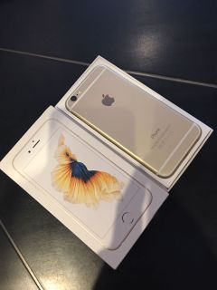 iPhone 6 16gb GOLD | UNLOCKED***