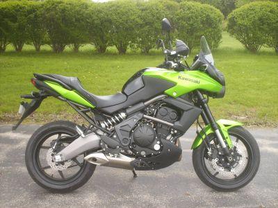 2014 Kawasaki Versys ABS Sport Motorcycles Mukwonago, WI