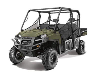 $4,000, 2012 Polaris Ranger Crew 800