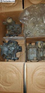 Carburetors...barn find