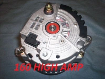 Find High Output Alternator Chevrolet Blazer GMC Jimmy 4.3L 5.7L 1988 1993 Suburban motorcycle in Porter Ranch, California, US, for US $126.45