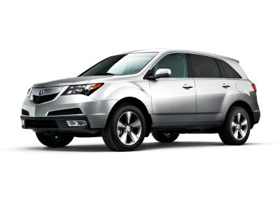2012 Acura MDX Base (Gray)