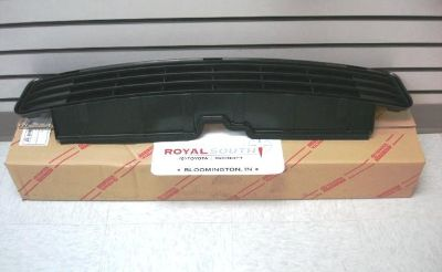 Find Toyota Prius Front Bumper Lower Center Grille Insert Genuine OEM OE motorcycle in Bloomington, Indiana, US, for US $63.00
