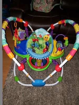 Baby Einstein baby bouncer/jumper