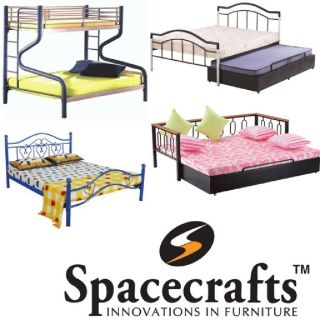 Buy Metal Cot | Sofa cum bed | Dining sets | Metal Bed