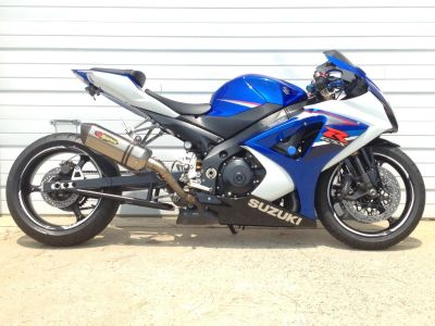 2007 Suzuki GSX-R1000 SuperSport Motorcycles Sanford, NC
