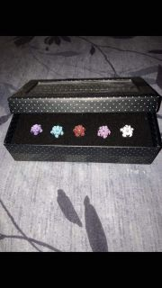 Paparazzi girls rings with gift box Brand new!