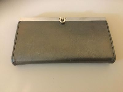 Pewter Color wallet