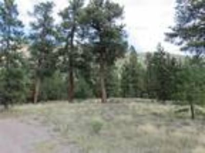 River Front Lot! Mature Pines and Aspen.