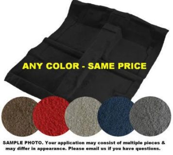 Find 1964-1966 FORD THUNDERBIRD HT & CONV AUTO CARPET - ANY COLOR motorcycle in Xenia, Ohio, US, for US $162.94