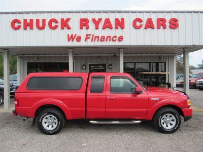 2006 Ford Ranger STX (Red)