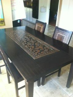 Gorgeous Pier One dining table