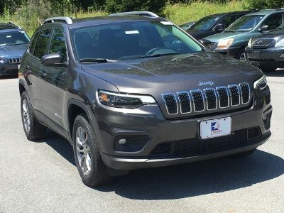 2019 Jeep Cherokee (Granite Crystal)