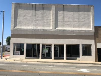 Commercial Building Downtown Paragould, Arkansas