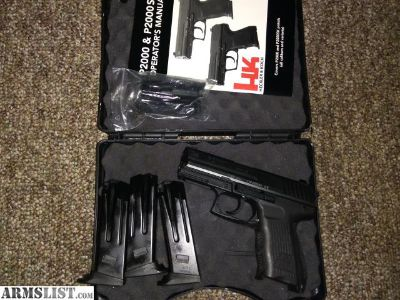 For Sale/Trade: HK P2000