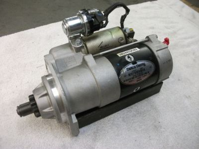 Purchase Delco 8200271 3804470C92 International starter OE starter motorcycle in Rushland, Pennsylvania, United States, for US $159.00