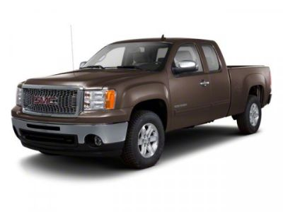 2010 GMC Sierra 1500 SLE (Stealth Gray Metallic)