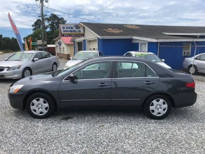 2005 Honda Accord LX (Grey)
