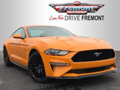 2018 Ford Mustang GT Premium Fastback (Orange Fury Metallic Tri-Coat)