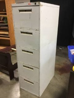 Large Heavy Duty Filing Cabinet