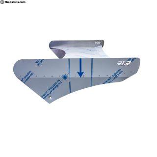 Wing / Drag Spoiler RLR Aluminum Drag Wing