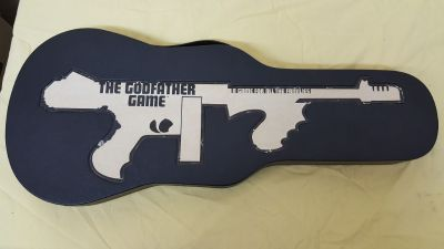 The Godfather Game, vintage 1971, rare decorative box, Teen and Adult