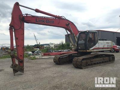 Link-Belt 3400 Track Excavator