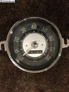 Rare October 1954 Large Arrow Speedometer Beetle