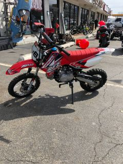 2017 Apollo x6 125cc Motor Bikes Forest View, IL