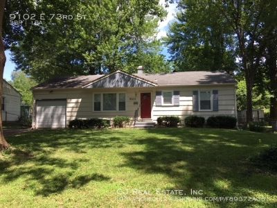Single-family home Rental - 9102 E 73rd St
