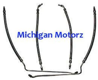 Find MerCruiser Alpha One / GEN I (1972-1990) Trim Cylinder Hose Kit - #9B-102A motorcycle in Troy, Michigan, US, for US $114.95