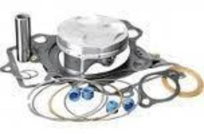 Purchase HIGH COMPRESSION TOP END KIT WISECO 2009 KX250F 09 250F 77.00MM 14.1:1 GASKETS motorcycle in Maumee, Ohio, US, for US $202.99
