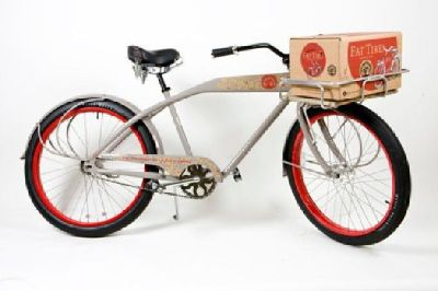 $400 2010 New Belgium Cruiser Bicycle