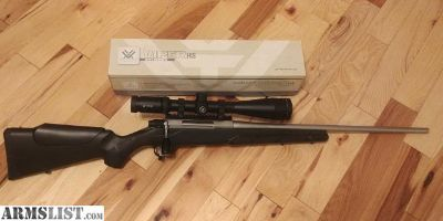 For Sale/Trade: Tikka T3 Stainless 243 w/Vortex Viper 6-24x50