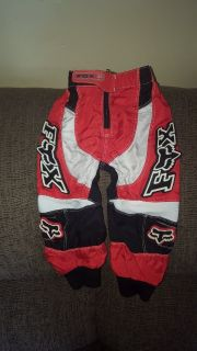 fox racing 180 riding pants toddler 2/3