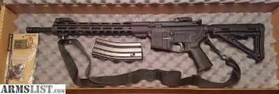 For Sale/Trade: NIB Palmetto State Armory PA-15 + Extras