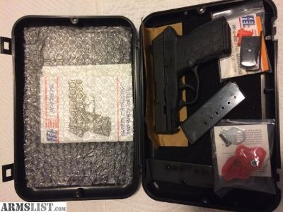 For Sale: NIB Keltec pf9 w/ 3 mags
