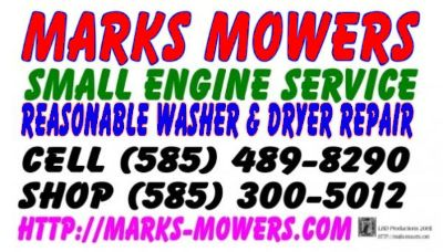 LAWN MOWER TUNE-UP'S