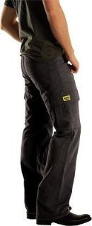 Buy Drayko Cargo Riding Jeans Black motorcycle in Hinckley, Ohio, United States, for US $161.96