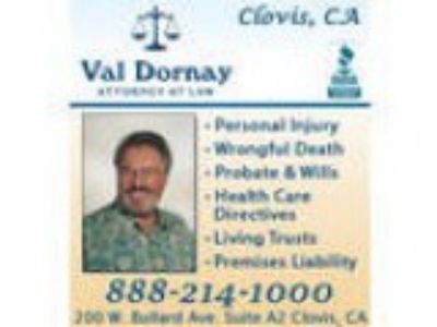 Val Dornay Attorney at Law