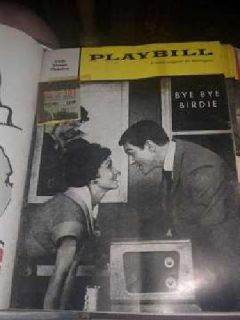 playbills, Brpadway, 50's & 60's very collectable