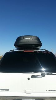 Thule Force XL roof box