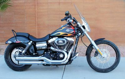 2016 Harley-Davidson Wide Glide Cruiser Motorcycles Kingman, AZ