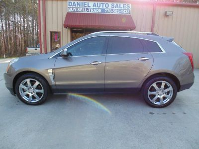 2012 Cadillac SRX Performance Collection (BRONZE)