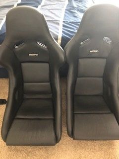 Recaro Pole Position N.G. seats
